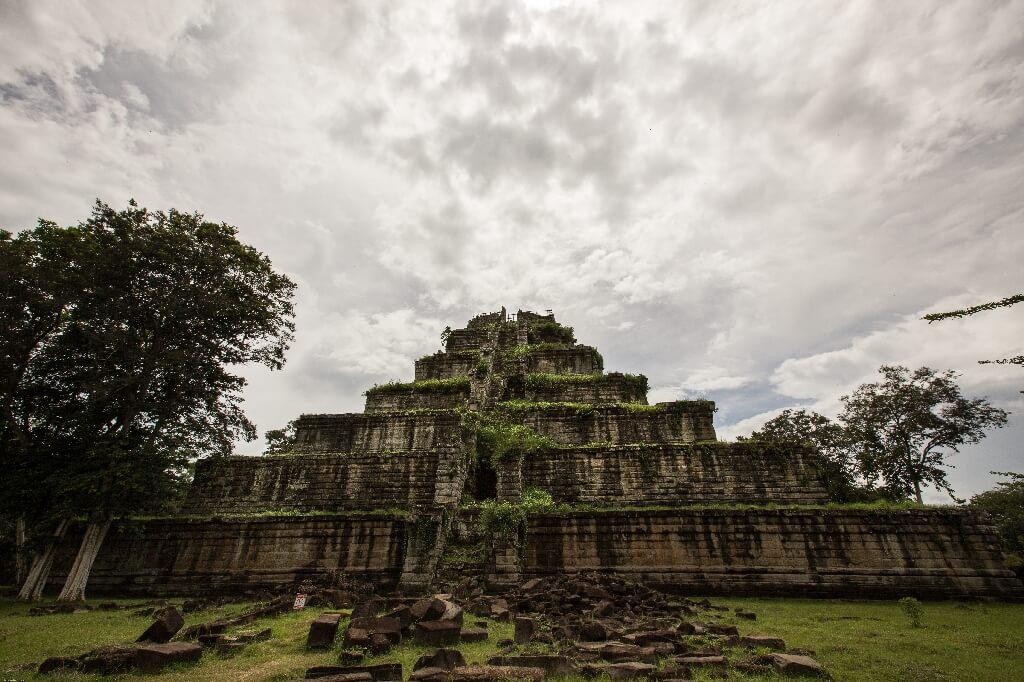 Sito archeologico Koh Ker (© In Asia Travel)
