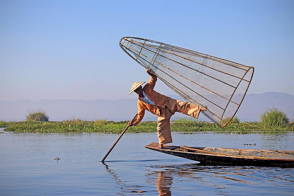 One leg rower © Lauda D'Addio