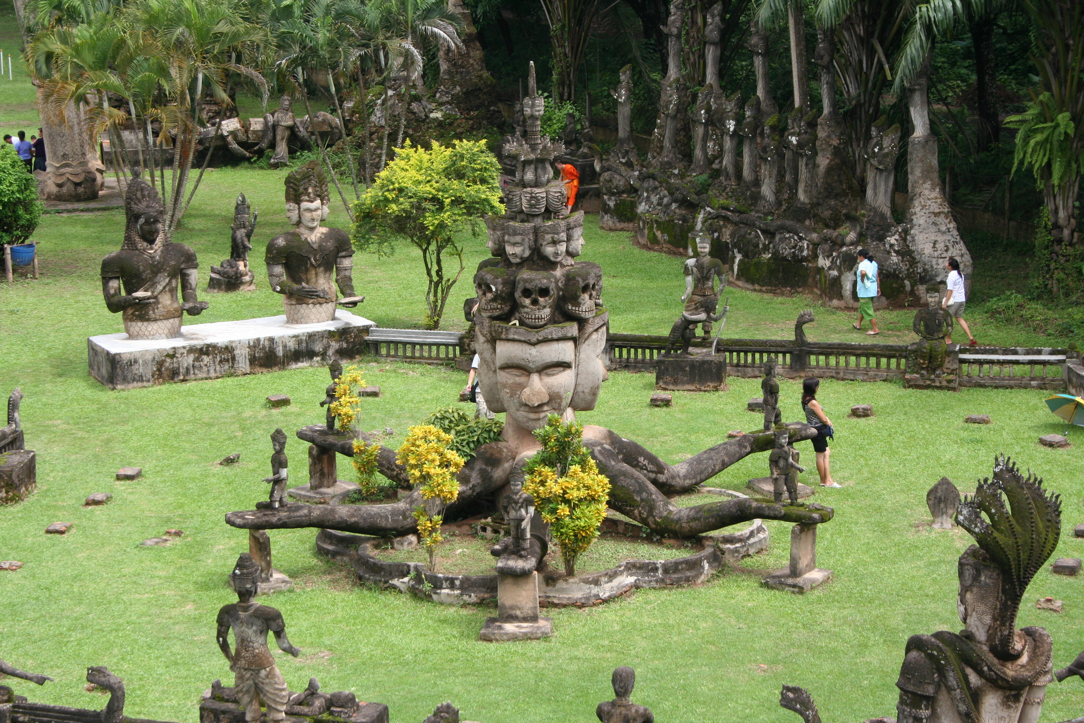 Buddha Park © Gabriele Stoia - In Asia Travel