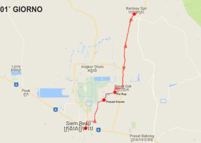 Mappa Tour classico Siem Reap-01