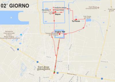 Mappa Tour classico Siem Reap-02