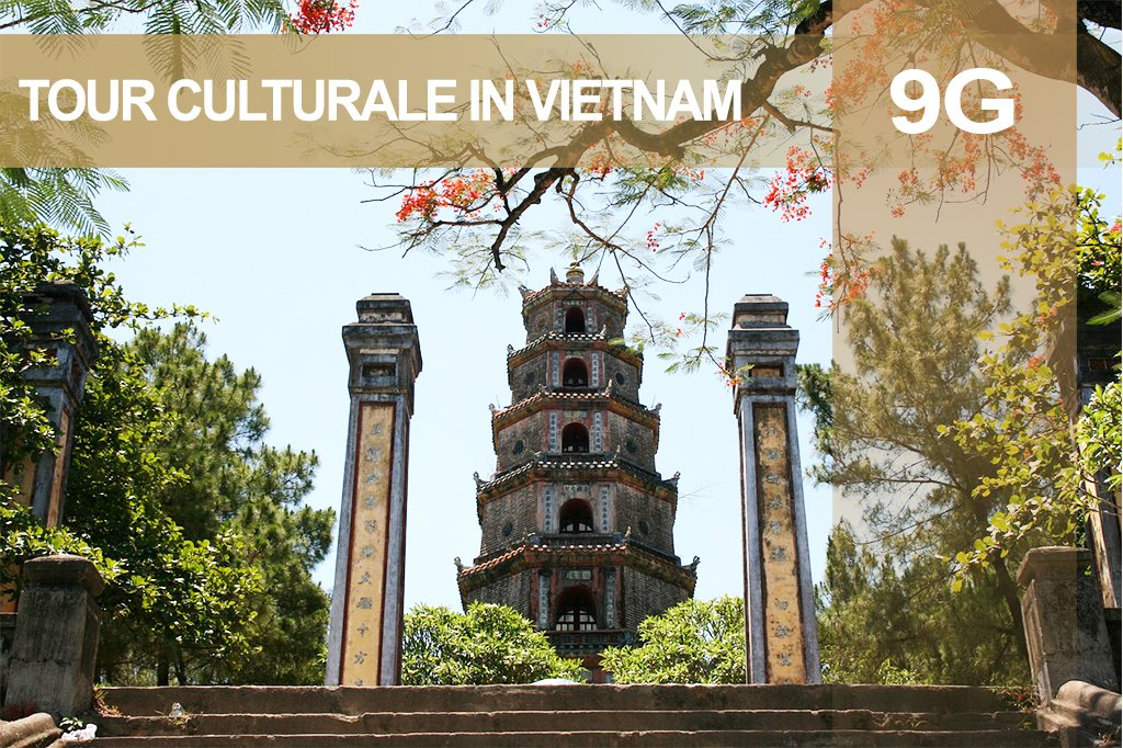 Tour Culturale in Vietnam