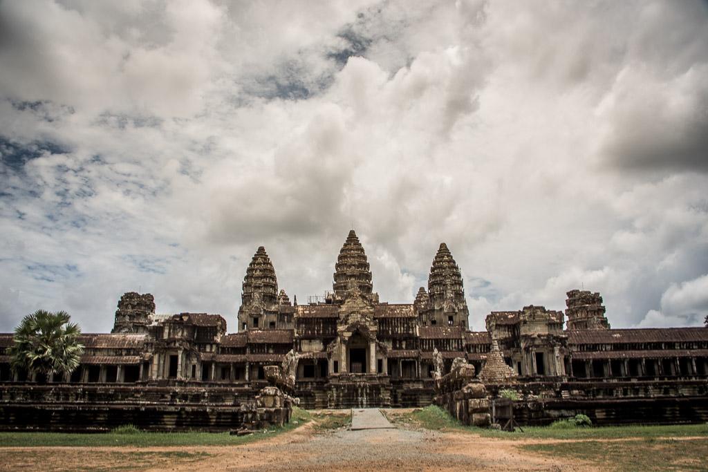 Angkor Wat, Cambogia (© Gabriele Stoia)