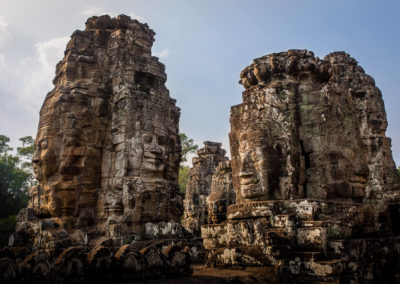 Bayon, Siem Reap, Cambogia (In Asia Travel © Gabriele Stoia)