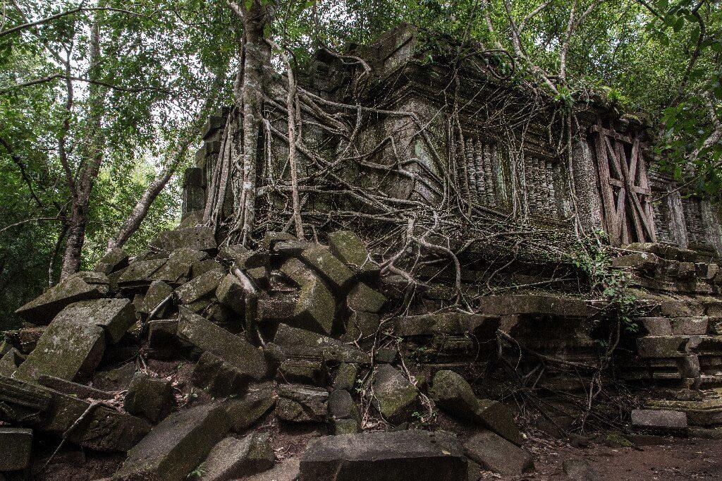 Tempio Beang Melea, Cambogia