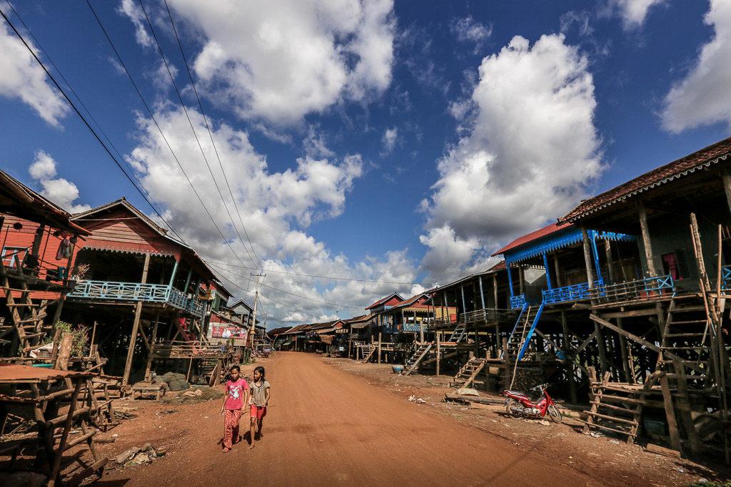 Komong Kleang, Cambogia