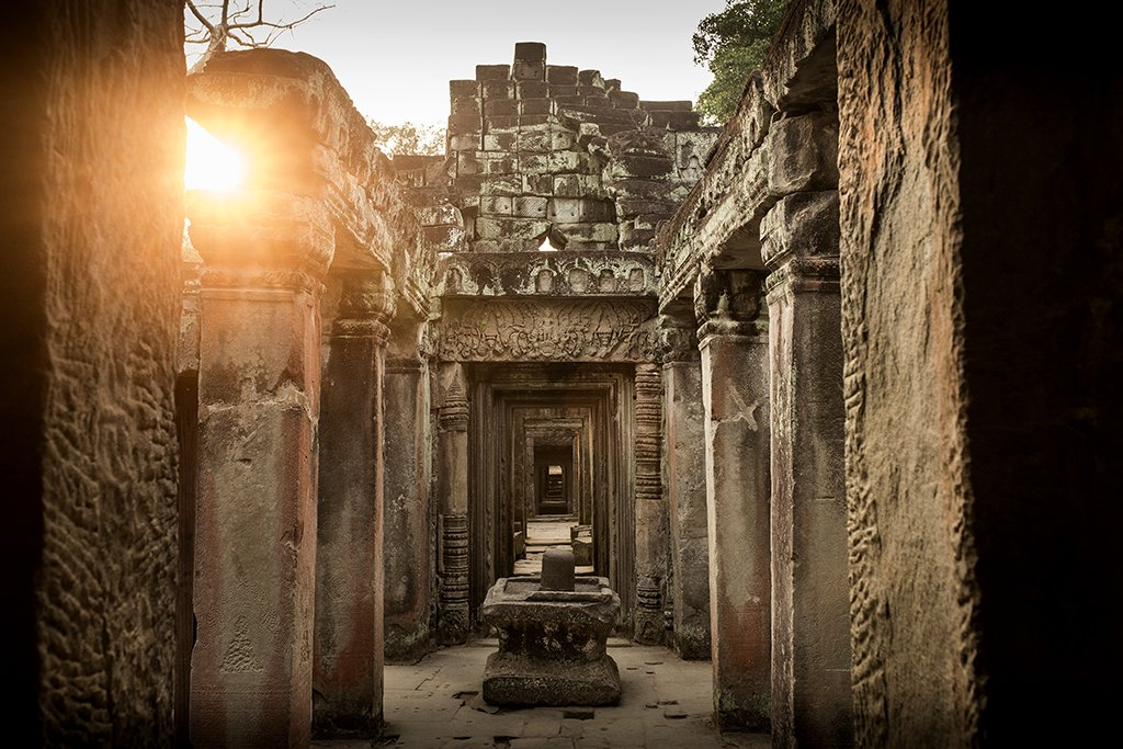 Preah Khan, Cambogia (In Asia Travel © Gabriele Stoia)