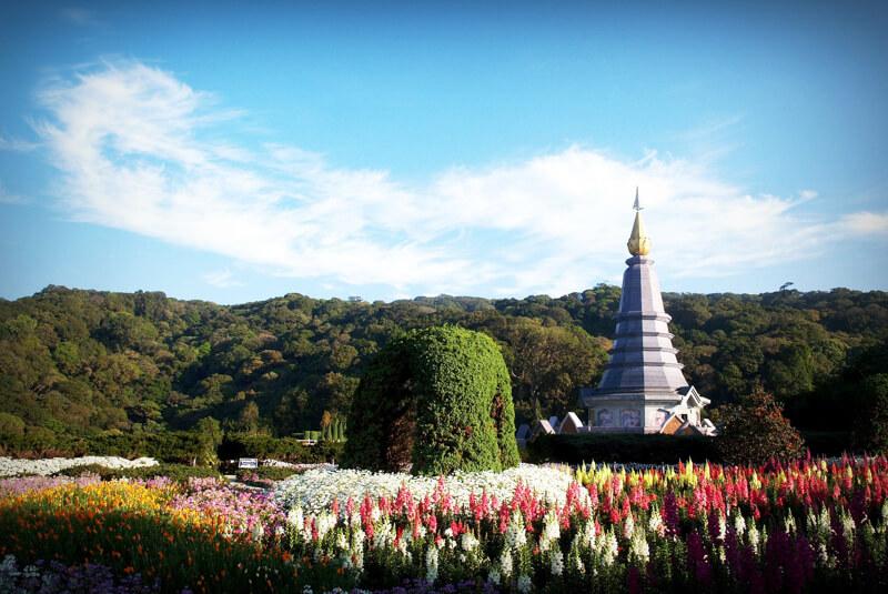 Parco Doi Inthanon in Thailandia