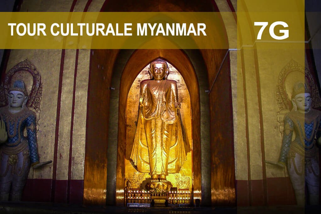 Tour culturale in Myanmar