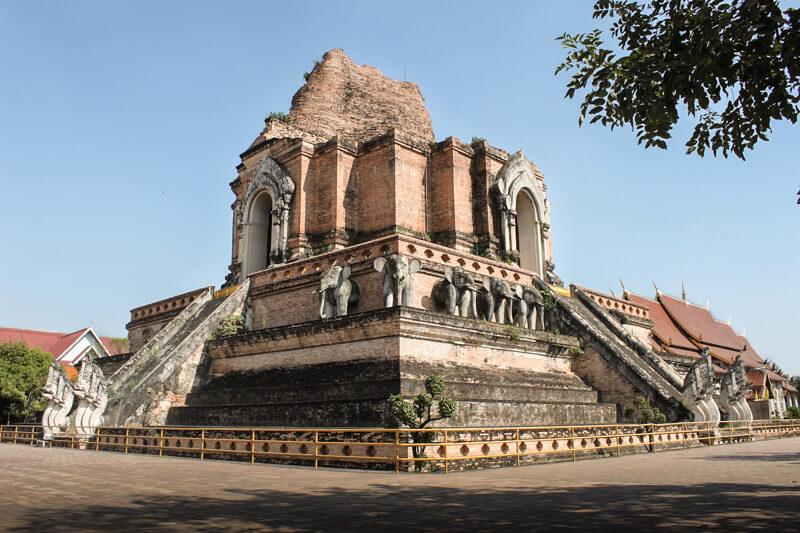 Chiang Mai: il Wat Chedi Luang