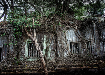 Tempio Beang Melea, Siem Reap