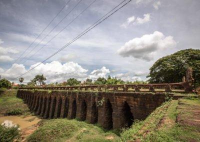 Ponte Angkoriano, Kompong Kdei © Gabriele Stoia