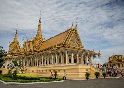 Palazzo Reale, Phnom Penh © Gabriele Stoia