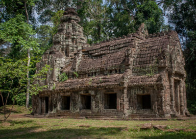 Preah Khan, Siem Reap © Gabriele Stoia - In Asia Travel