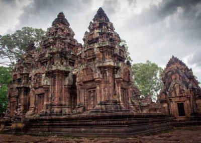 Banteay Srei, Siem Reap © Gabriele Stoia