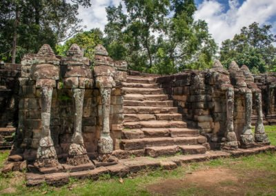 Elephant Terrace, Siem Reap