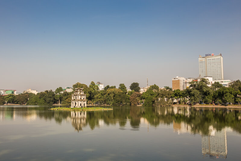 Haon Kiem lake