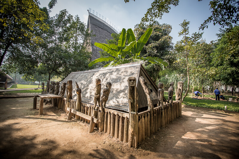 Museum of Ethnology © Gabriele Stoia - In Asia Travel
