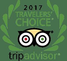 Certificato Eccellenza Trip Advisor 2017 IN ASIA TRAVEL