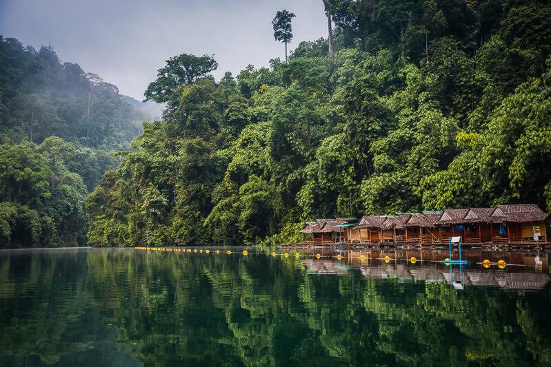 Khao Sok National Park - Thailandia