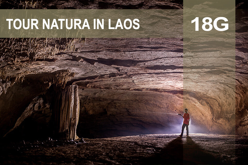 Tour natura in Laos