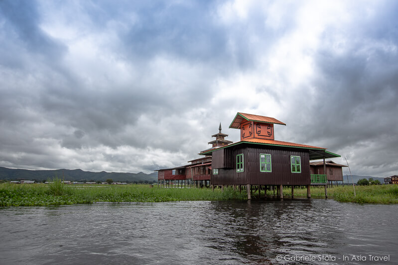 Inle Lake © Gabriele Stoia - In Asia Travel