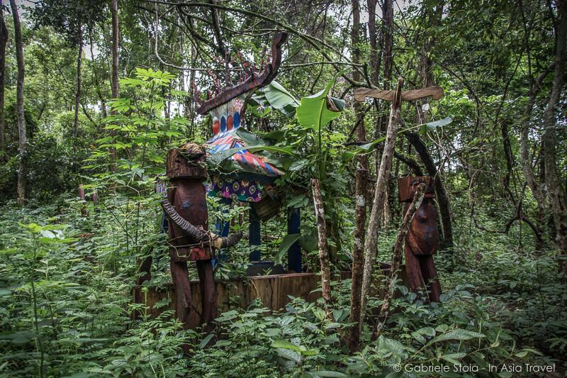 Tribal cemetery © Gabriele Stoia