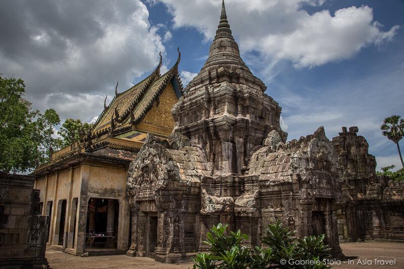 Wat Nokor Temple © Gabriele Stoia