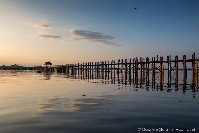 U-Bein-bridge © Gabriele Stoia