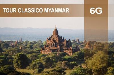 Tour Myanmar classico