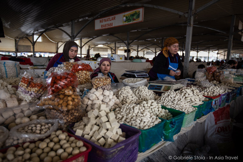 Chorsu Market - Tashkent © Gabriele Stoia
