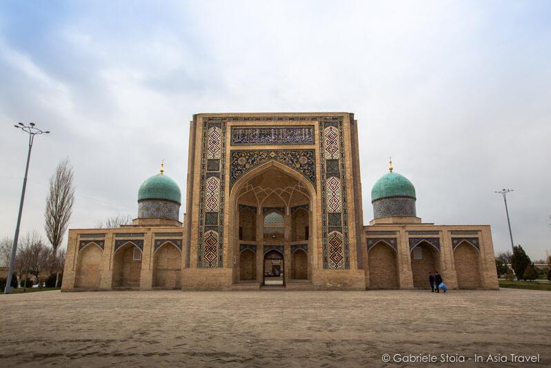 Khast Imam mosque © Gabriele Stoia