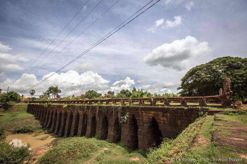 Kompong Kdei Bridge © Gabriele Stoia