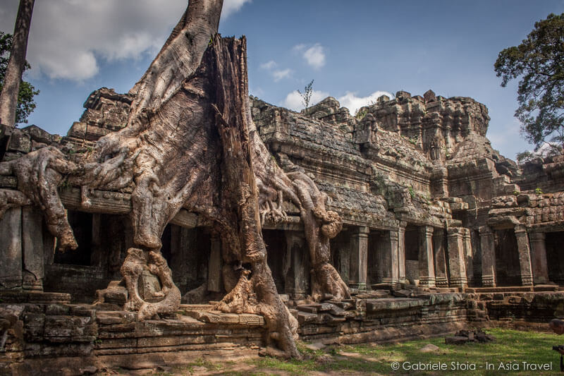 Preah Khan Temple © Gabriele Stoia