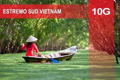Estremo sud del Vietnam