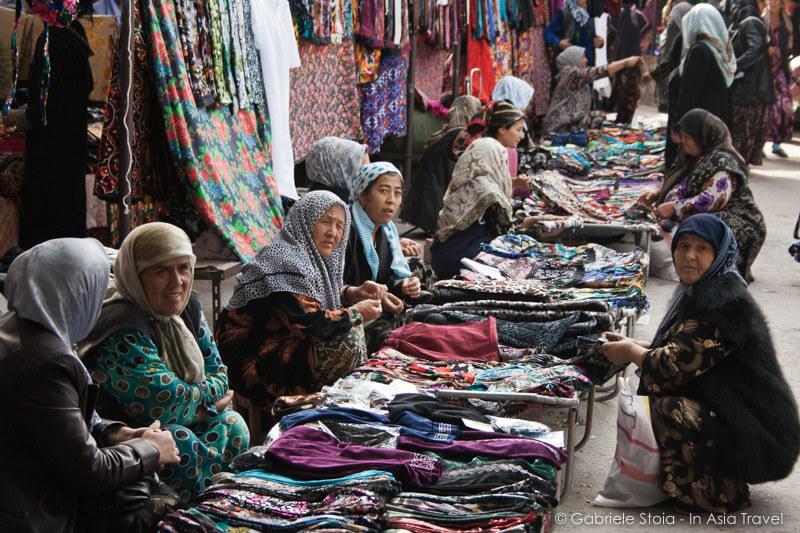 Fergana market