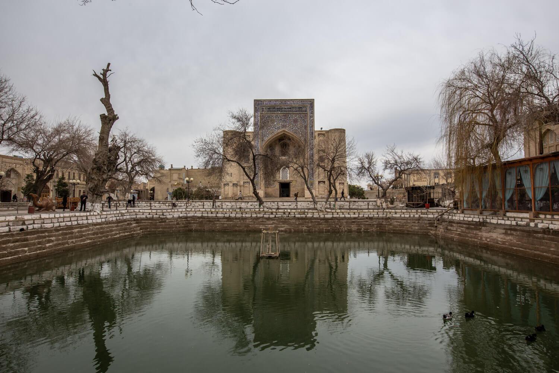 Lyabi Khauz - Bukhara © Gabriele Stoia - In Asia Travel
