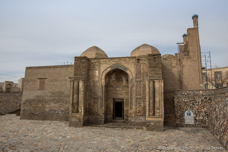 Magok-i-Attari-mosque-Bukhara © Gabriele Stoia