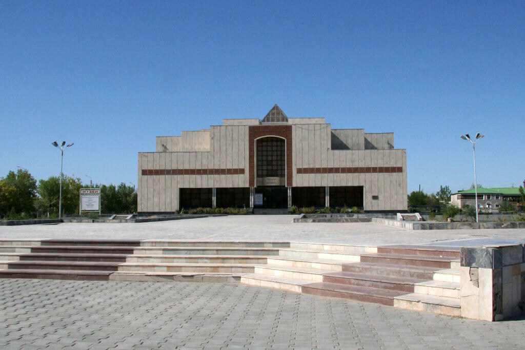 Nukus_Art_Museum © ChanOJ / CC BY-SA