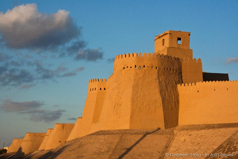 Kunya Ark fortress © Gabriele Stoia