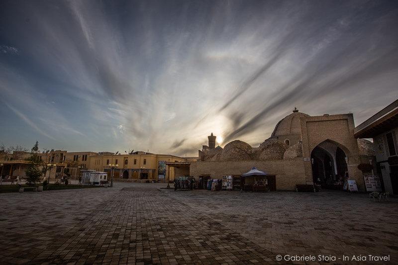 Tok-i-Zargaron-market - Bukhara © Gabriele Stoia