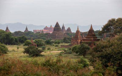 Bagan Birmania: guida alla valle dei templi del Myanmar