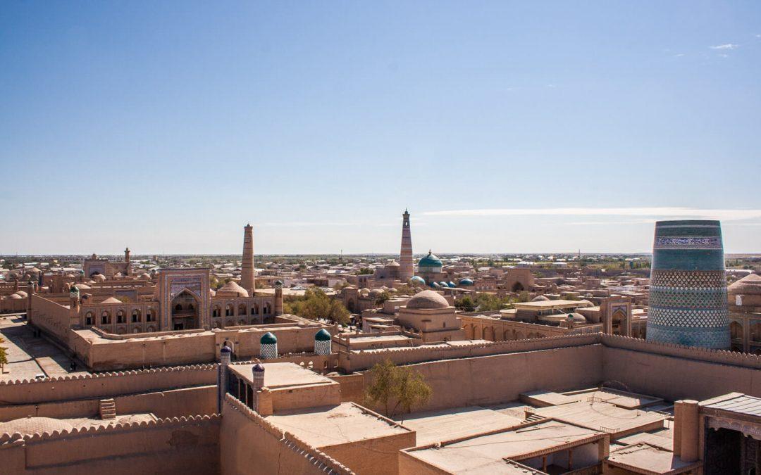 Khiva, cosa vedere nell'antica città sulla via della Seta, Uzbekistan