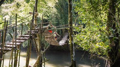 Trekking North Laos
