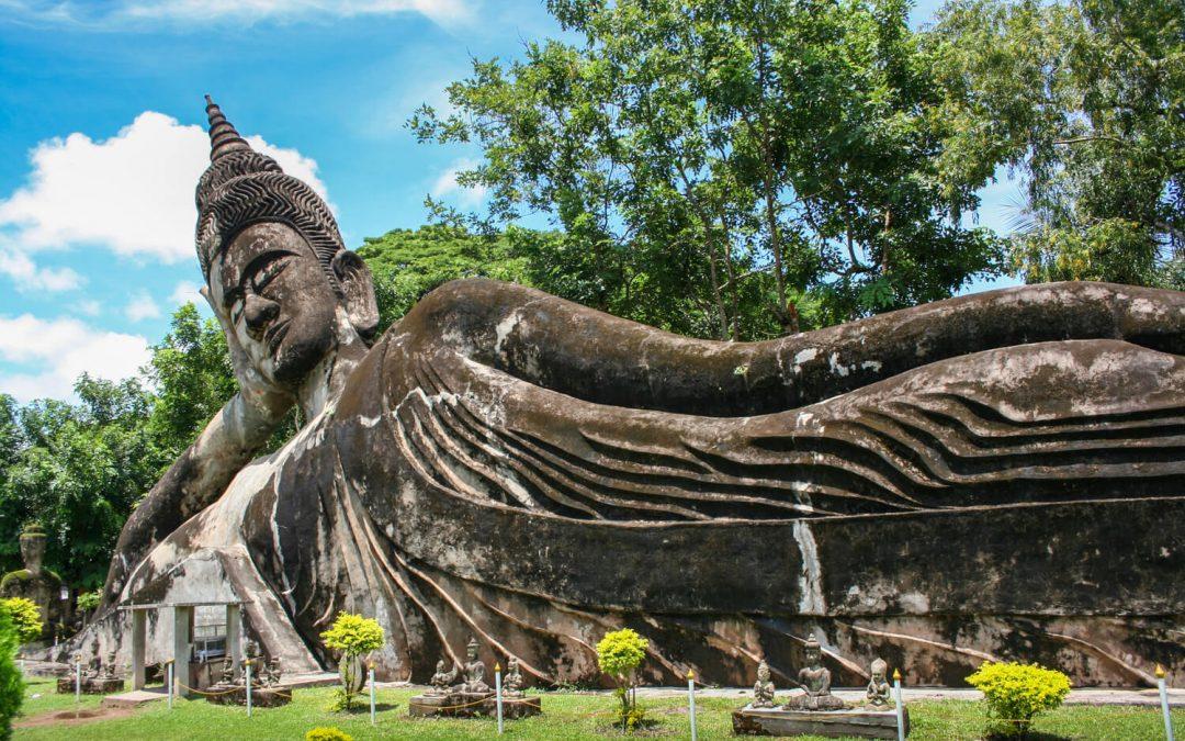 Vientiane, Laos: guida di viaggio alla capitale