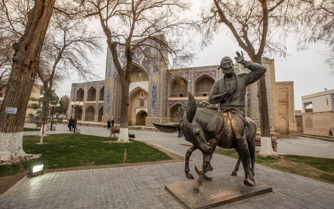 Cosa vedere a Bukhara: guida alla città sacra dell'Uzbekistan