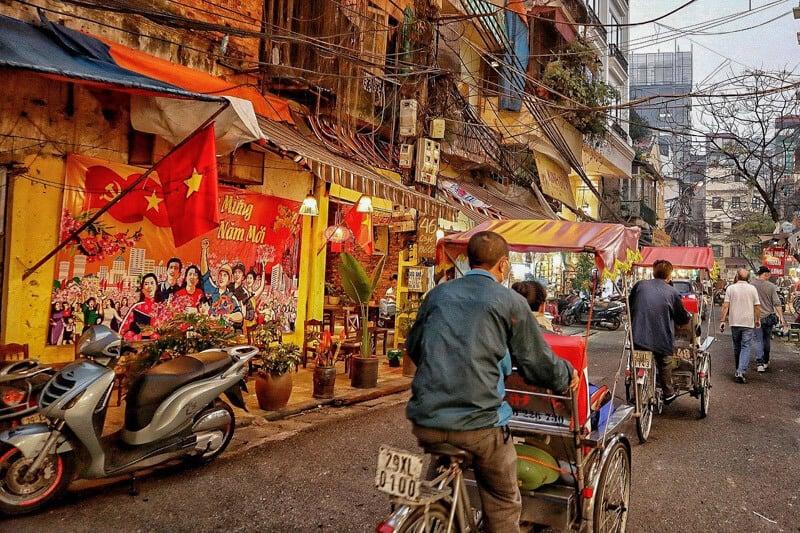 Old Hanoi