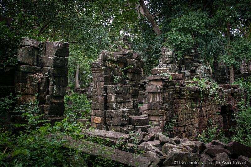 Banteay Chhmar temple (© Gabriele Stoia)